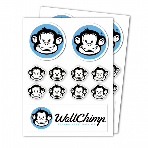 A4 Sticker Sheet - Matt