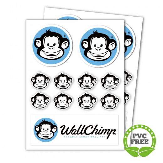 A4 Sticker Sheet - PVC Free Paper
