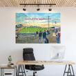 Arbroath, Gayfield Park Football Ground Wall Sticker