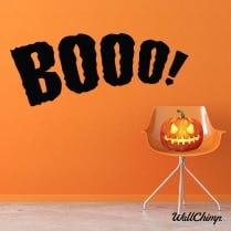 BOOO! Wall & Window Sticker