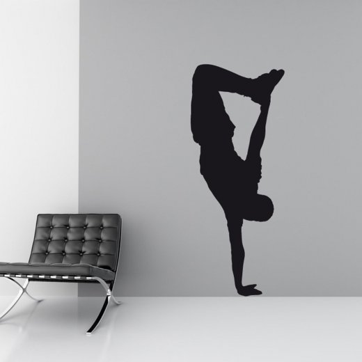 Break Dancer Wall Sticker