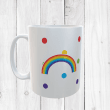 Bright Rainbow Mug