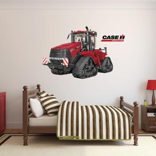 CASE IH QUADTRAC 620 Tractor Wall Sticker c/w CASE Logo