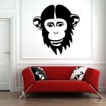 Chimp Wall Sticker