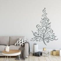 Christmas Tree Seven Wall & Window Sticker
