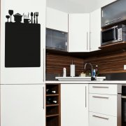 Cooking Blackboard Wall Sticker