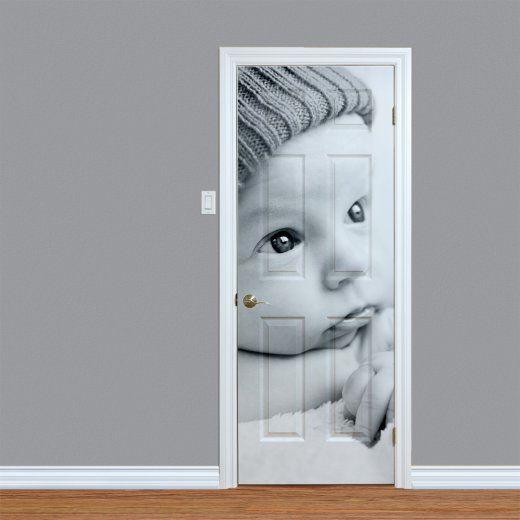 WallChimp Custom Printed Baby Doors