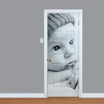 Custom Printed Baby Doors
