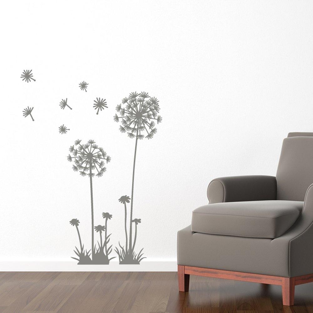 Dandelion in the wind wall sticker wall chimp uk dandelion in the wind wall sticker amipublicfo Gallery