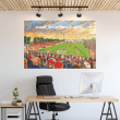 Doncaster Rovers, Belle Vue Football Ground Wall Sticker
