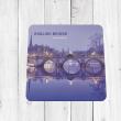 English Bridge Shrewsbury Coaster