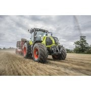 Farm Machinery Image - Featuring A Claas Tractor