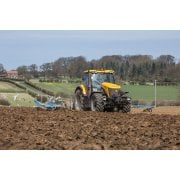 Farm Machinery Image - Featuring A JCB Tractor