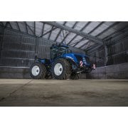 Farm Machinery Image - Featuring New Holland Tractor
