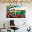 Fleetwood Town, Highbury Football Ground Wall Sticker