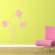Flower Blossom Wall Sticker
