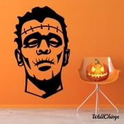 Frankenstein Wall & Window Sticker