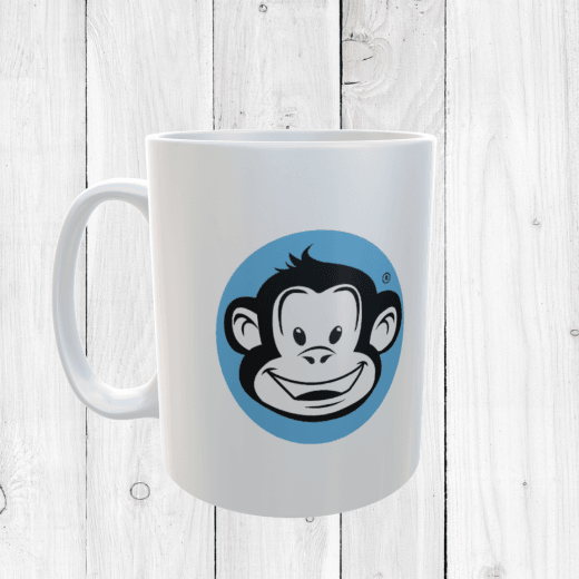 Full Colour Two Sided Mug