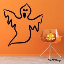 Ghost Wall & Window Sticker