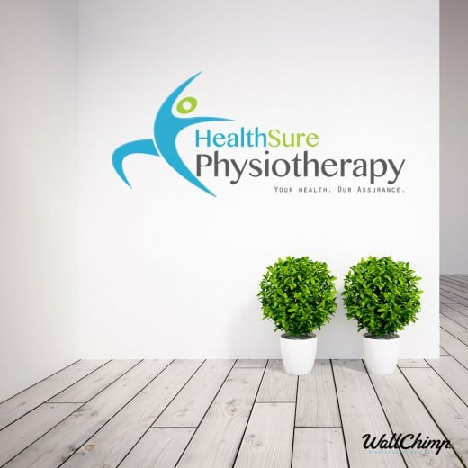 Health Sure Group Custom Wall Stickers WC508QT