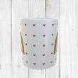 Heart Rainbow Mug
