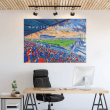 Inverness Caledonian Thistle, Caledonian Stadium Football Ground Wall Sticker
