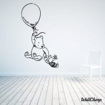 Jamie Ager Custom Winnie The Pooh Wall Sticker WC514QT