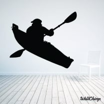 Kayak Wall Sticker
