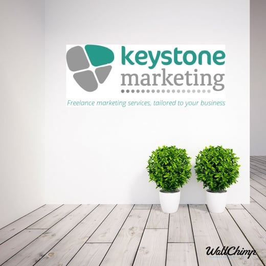 Key Stone Marketing Custom Wall Sticker Order WC539QT