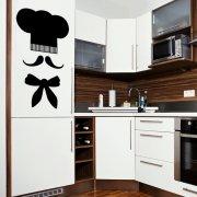 Kitchen Chef Wall Sticker