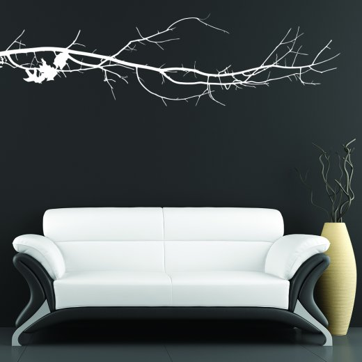 Large Tree Branch Wall Sticker