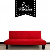 Las Vegas Wall Sticker