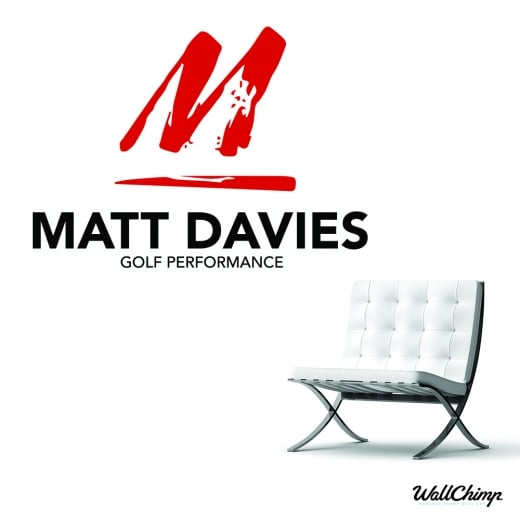 Matthew Davies Custom Wall Sticker WC511QT