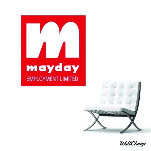 Mayday Employment Limited Custom Wall Sticker WC526QT