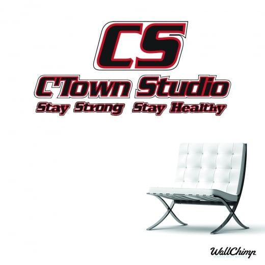 Michael Kamara C'Town Studio Custom Wall Stickers WC523QT