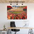 Middlesbrough, Ayresome Park Football Ground Wall Sticker