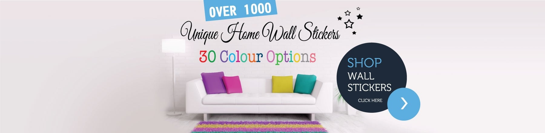 Shop Home Wall Stickers