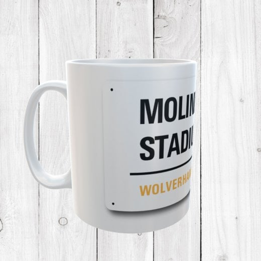 Molineux Stadium Football Mug