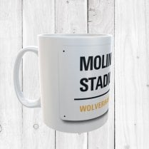 Molineux Stadium Football Mug
