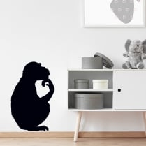 Monkey Wall Sticker