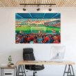 Morecambe, Globe Arena Football Ground Wall Sticker