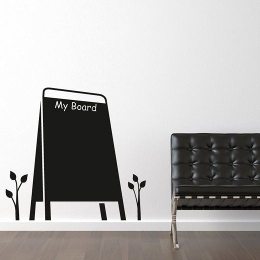 My Board Blackboard Wall Sticker