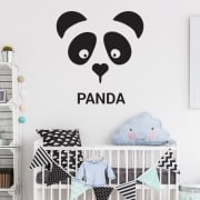 Panda Wall Sticker