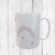 Pastel Rainbow Mug