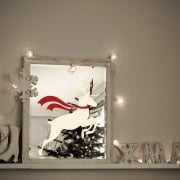 Reindeer (Two Colour) Wall & Window Sticker