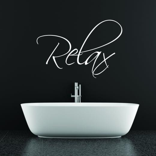 Relax Wall Sticker