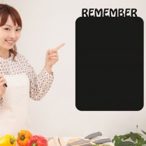 Reminder Blackboard Wall Sticker