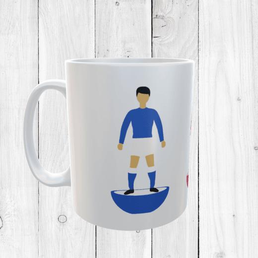 Retro Football Mug