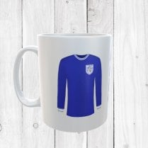 Retro Shrewsbury Town 65/68 Football Shirt Mug