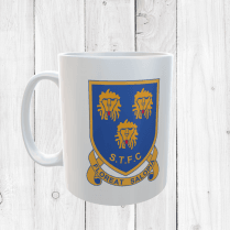 Retro Shrewsbury Town Football Mug
